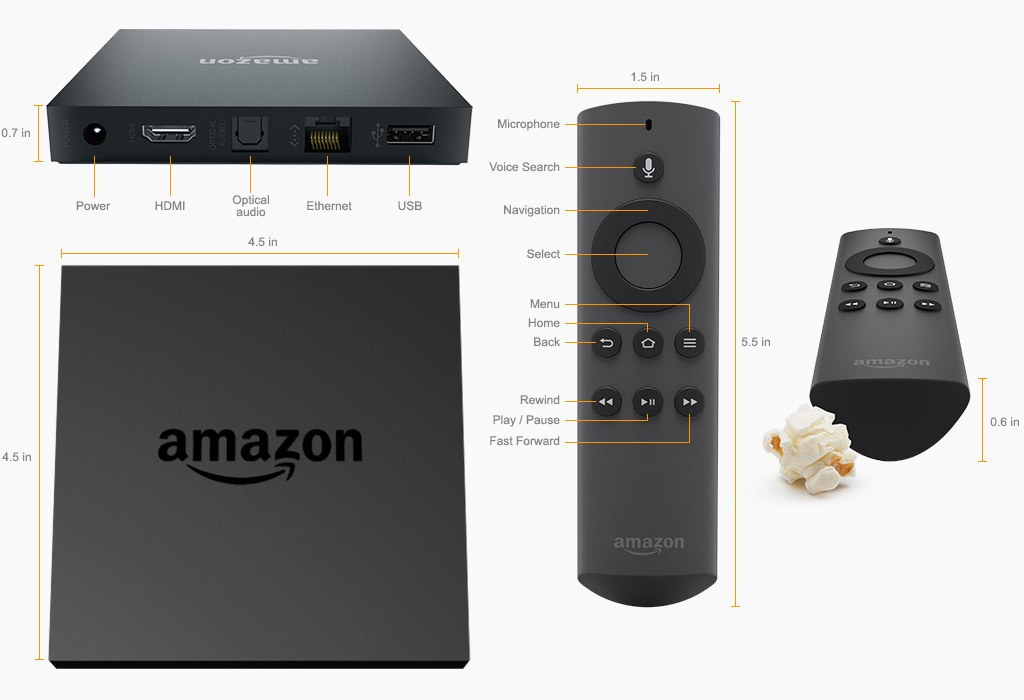 amazon fire stick setup instructions